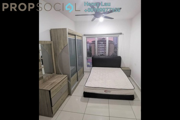 Serviced Residence For Rent in Spring Avenue, Kuchai Lama Freehold Fully Furnished 3R/2B 1.8k