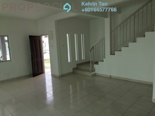 Semi-Detached For Rent in Taman Tunas Damai, Bayan Lepas Freehold Unfurnished 4R/3B 1.6k