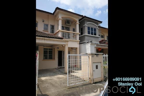 Terrace For Rent in Kasawari , Bandar Puchong Jaya Freehold Unfurnished 4R/3B 1.5k
