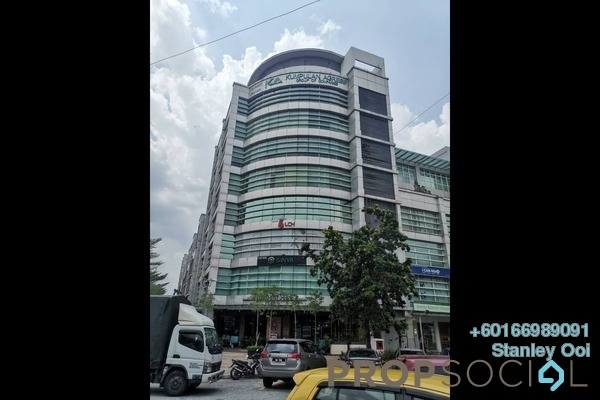 Office For Rent in IOI Boulevard, Bandar Puchong Jaya Freehold Fully Furnished 0R/0B 8k