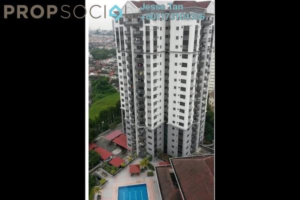 Condominium For Rent in Desa Cindaimas, Old Klang Road Freehold Semi Furnished 3R/2B 1.4k