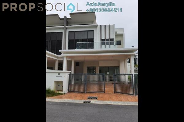 Terrace For Sale in Kemensah Villa, Kemensah Freehold Unfurnished 6R/6B 1.8m