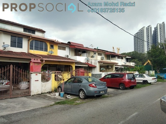 Terrace For Sale in Taman Setapak Jaya, Setapak Freehold Semi Furnished 3R/2B 488k