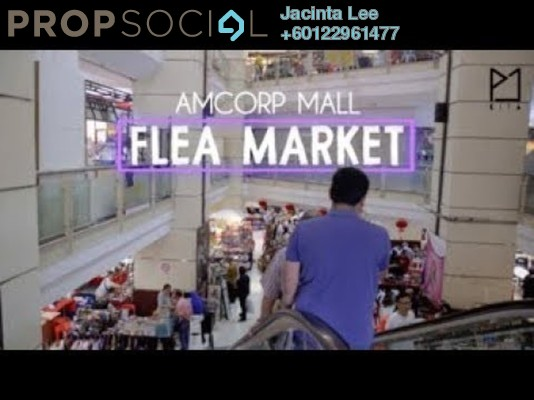 Shop For Sale in Amcorp Mall, Petaling Jaya Leasehold Unfurnished 0R/0B 460k