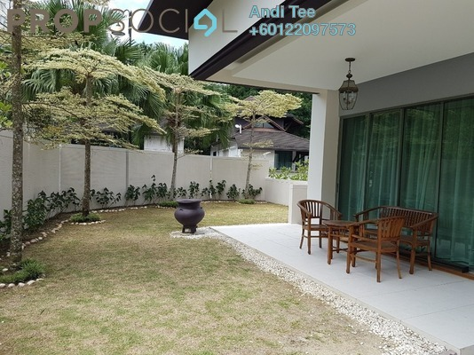 Bungalow For Sale in Setiahills, Ampang Freehold Semi Furnished 7R/8B 4.5m
