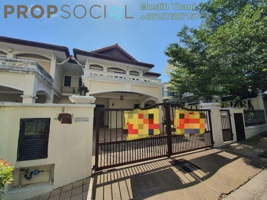 Semi-Detached For Sale in Alam Sutera, Bukit Jalil Freehold Semi Furnished 5R/6B 1.6m