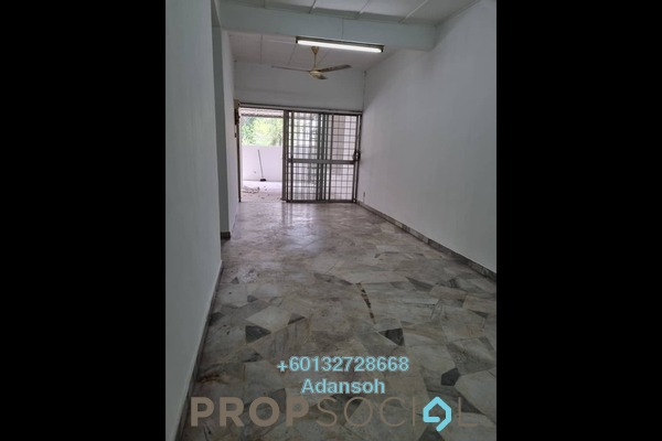 Terrace For Sale in SD4, Bandar Sri Damansara Freehold Unfurnished 3R/2B 680k