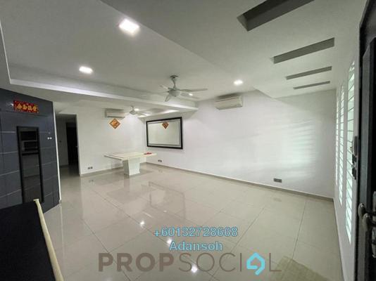 Terrace For Sale in Taman Kepong Indah, Kepong Freehold Semi Furnished 3R/3B 760k