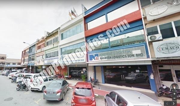 Shop For Sale in Perdana Industrial Park, Port Klang Freehold Unfurnished 0R/0B 650k