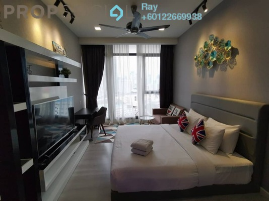 Serviced Residence For Rent in Expressionz Professional Suites, Titiwangsa Freehold Fully Furnished 2R/2B 1.8k