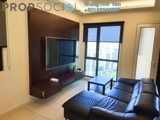 Condominium For Rent in Sunway GeoSense, Bandar Sunway Freehold Fully Furnished 2R/2B 2.5k