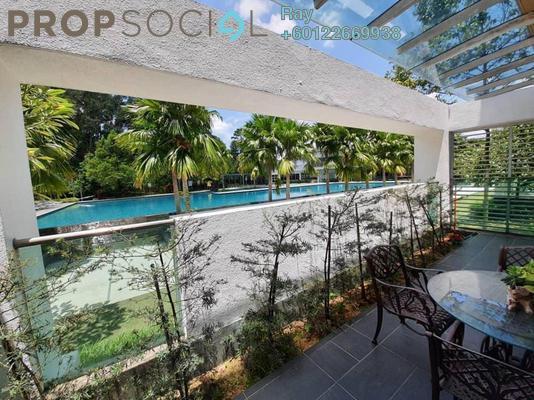 Condominium For Rent in Surian Residences, Mutiara Damansara Freehold Fully Furnished 4R/4B 6k