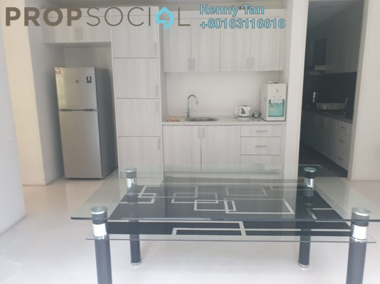 Condominium For Rent in The Capers, Sentul Freehold Fully Furnished 5R/6B 5k