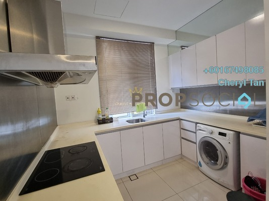 Condominium For Rent in Camellia, Bangsar South Freehold Fully Furnished 3R/2B 5.5k