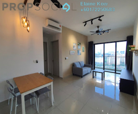 Condominium For Rent in CitiZen 2, Old Klang Road Freehold Fully Furnished 2R/2B 1.8k