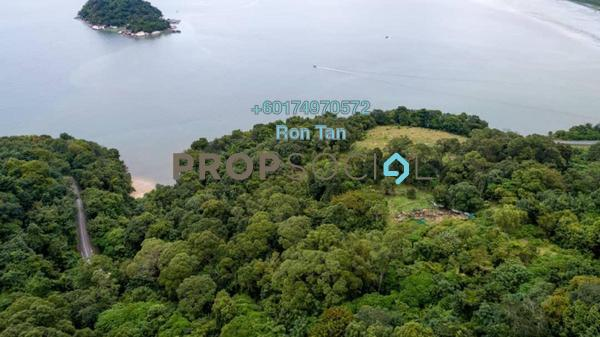 Land For Sale in Pulau Betong, Balik Pulau Freehold Unfurnished 0R/0B 348m