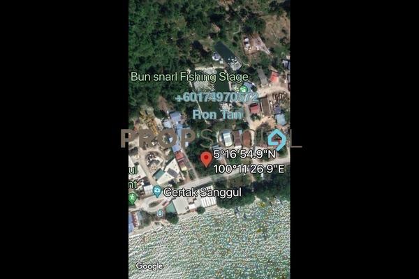 Land For Sale in Taman Sri Gertak Sanggul, Teluk Kumbar Freehold Unfurnished 0R/0B 3.3m