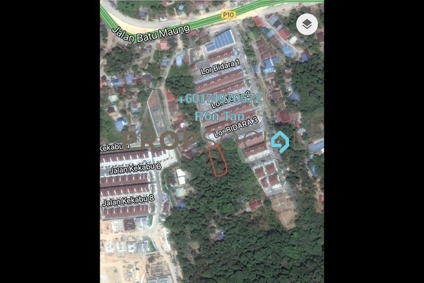 Land For Sale in Prestige V, Batu Maung Freehold Unfurnished 0R/0B 2.4m