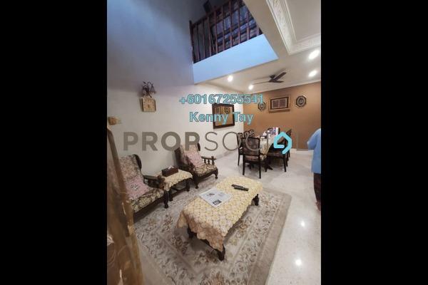Terrace For Sale in Taman Selayang Jaya, Selayang Freehold Semi Furnished 4R/3B 935k