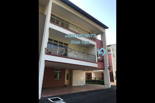 Link For Rent in Sierra Pinang, Balik Pulau Freehold Semi Furnished 4R/3B 1.5k