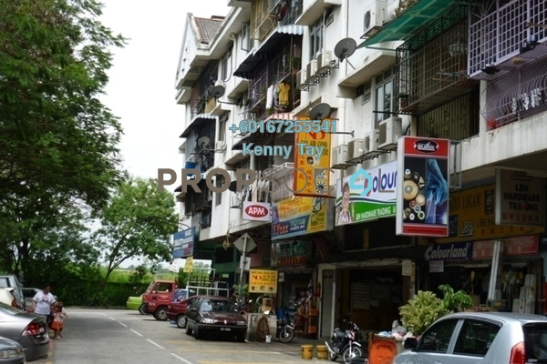 Shop For Sale in Taman Pusat Kepong, Kepong Freehold Semi Furnished 0R/2B 800k
