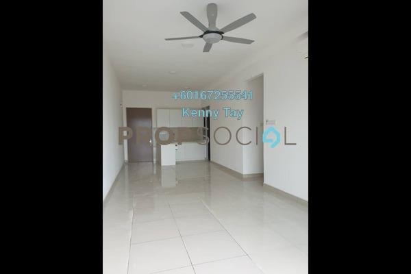 Condominium For Sale in Villa Crystal, Segambut Freehold Semi Furnished 3R/2B 630k