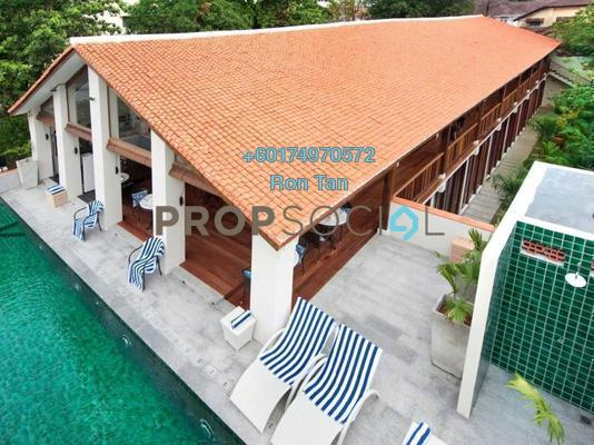 Shop For Sale in Jalan Muntri, Georgetown Freehold Fully Furnished 16R/17B 23m