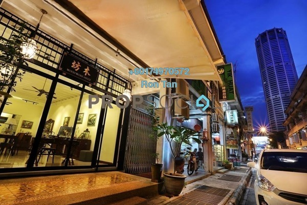 Shop For Sale in Jalan Sungai Ujong, Georgetown Freehold Fully Furnished 4R/3B 2.88m