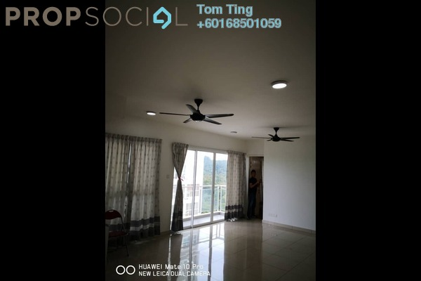 Condominium For Rent in Duet Residence, Bandar Kinrara Freehold Semi Furnished 3R/2B 1.5k
