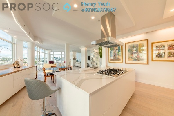 Condominium For Sale in Kenwingston Platz Residence, Setapak Freehold Fully Furnished 3R/2B 400k