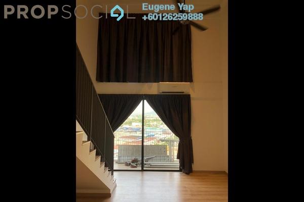 Duplex For Rent in Emporis, Kota Damansara Freehold Semi Furnished 1R/2B 1.4k