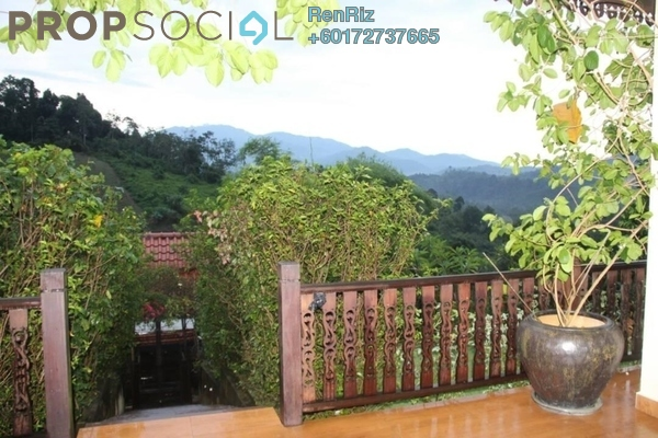 Bungalow For Sale in Janda Baik, Pahang Freehold Fully Furnished 6R/5B 2.9m