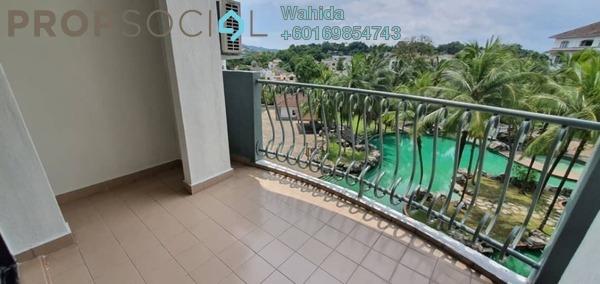 Condominium For Rent in Sri Alam, Shah Alam Freehold Semi Furnished 0R/2B 1.4k