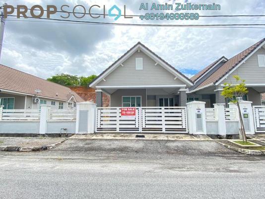 Semi-Detached For Sale in Impiana, Ambangan Heights Freehold Unfurnished 4R/2B 365k