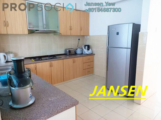 Condominium For Sale in The Straits Regency, Tanjung Bungah Freehold Unfurnished 4R/3B 840k