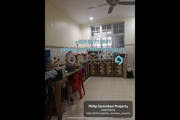 Terrace For Sale in Taman Permai 3, Seremban Freehold Fully Furnished 3R/3B 340k