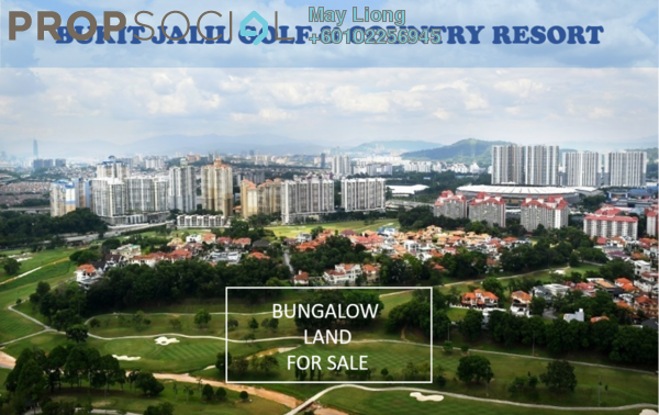 Land For Sale in Bukit Jalil Golf & Country Resort, Bukit Jalil Freehold Unfurnished 0R/0B 2.96m