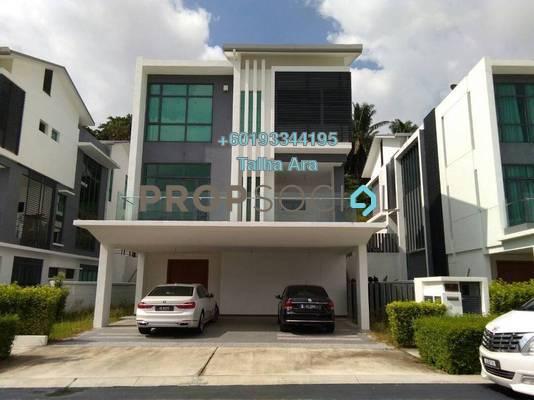 Bungalow For Sale in Serin Residency, Cyberjaya Freehold Unfurnished 6R/7B 3m
