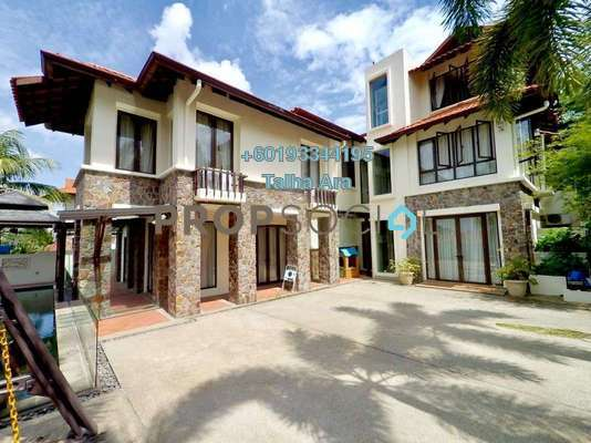 Bungalow For Sale in TTDI Hills, TTDI Freehold Fully Furnished 6R/8B 9m
