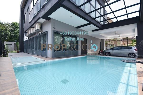 Bungalow For Sale in Taman Ampang Utama, Ampang Freehold Semi Furnished 9R/8B 4m