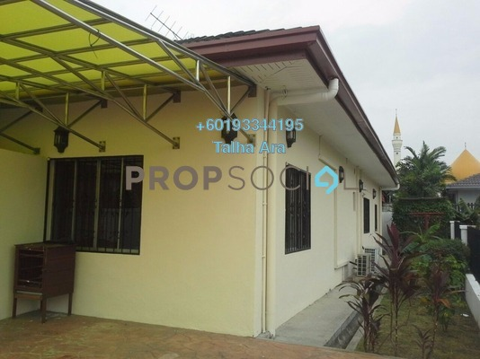 Bungalow For Sale in Section 3, Petaling Jaya Freehold Unfurnished 5R/3B 1.45m