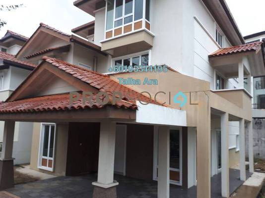 Semi-Detached For Sale in Section 9, Shah Alam Freehold Unfurnished 6R/6B 1.9m