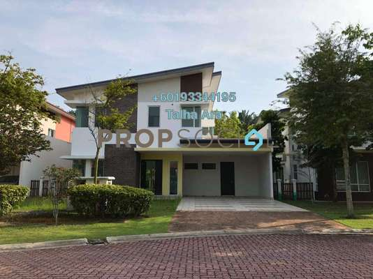 Bungalow For Sale in Setia Eco Park, Setia Alam Freehold Unfurnished 7R/7B 2.8m