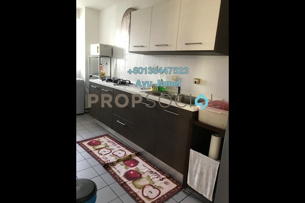 Apartment For Sale in Ujana Executive Apartments, Iskandar Puteri (Nusajaya) Freehold Unfurnished 3R/2B 490k