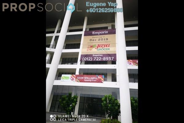 Shop For Rent in Emporis, Kota Damansara Freehold Unfurnished 0R/0B 2k