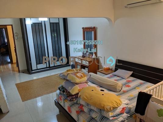 Terrace For Sale in Taman Usaha Jaya, Kepong Freehold Semi Furnished 4R/2B 730k
