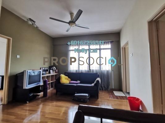 Duplex For Sale in Amandari, Segambut Freehold Semi Furnished 4R/3B 599k