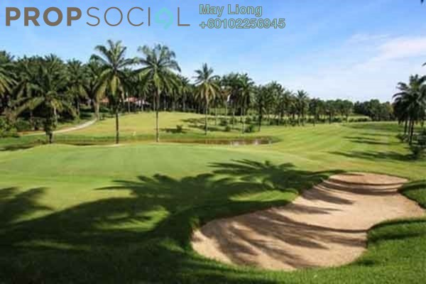 Land For Sale in Bukit Jalil Golf & Country Resort, Bukit Jalil Freehold Unfurnished 0R/0B 3m