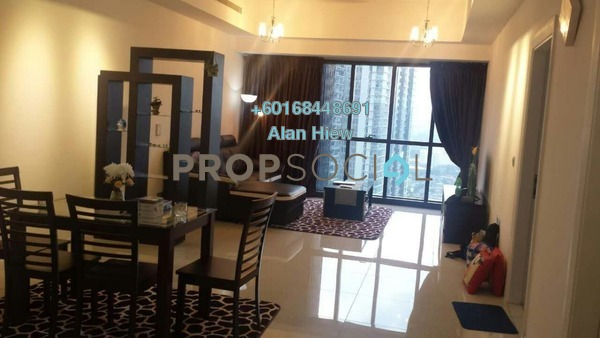 Condominium For Sale in M City, Ampang Hilir Freehold Fully Furnished 1R/1B 600k