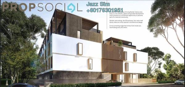 Villa For Sale in BU4, Bandar Utama Leasehold Semi Furnished 5R/3B 2.3m